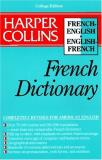Harpercollins Harper Collins French Dictionary French English En