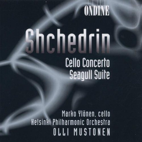R. Shchedrin Cello Conc. Suite For The Bal Ylonen*marko (vc) Mustonen Helsinki Po