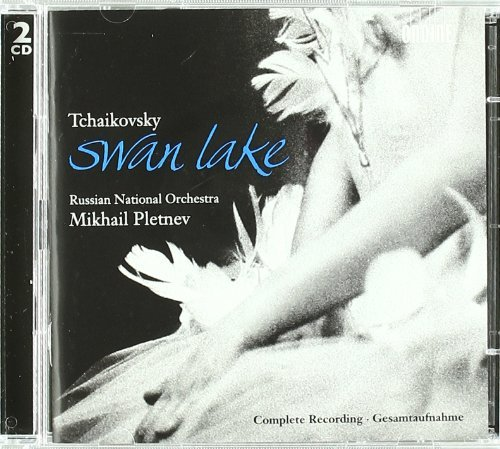 Pyotr Ilyich Tchaikovsky Swan Lake (complete Recording) Pletnev Russian National Orche