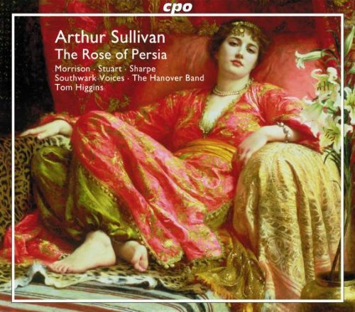 Sullivan A. Rose Of Persia