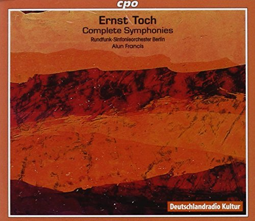 E. Toch Complete Symphonies Francis Rundfunk So