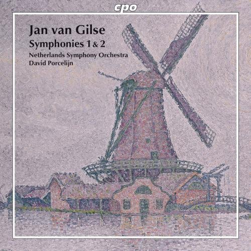 Jan Van Gilse Sym 1 2 Porcelijn Netherlands So
