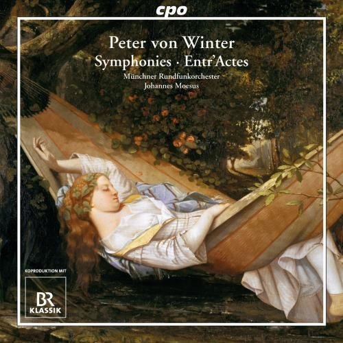 P.V. Winter Symphonies Entr'actes Moesus Munchner Rundfunkorches