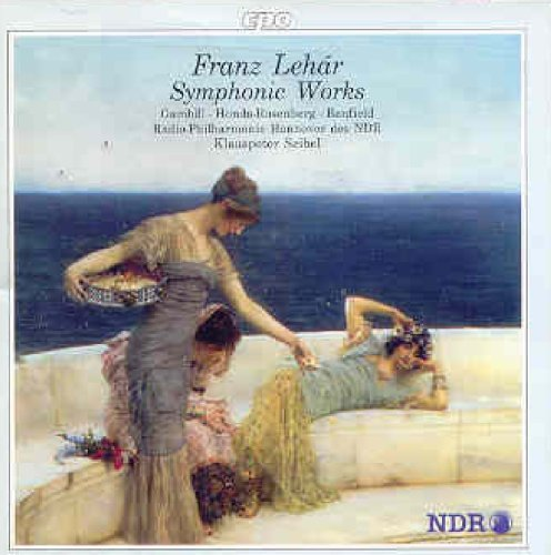 F. Lehar Orchestral Works