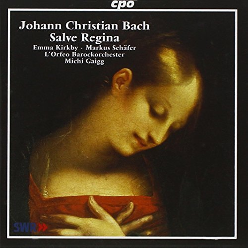 J.C. Bach Sacred Works Kirkby (sop) Schaefer (ten) Gaigg L'orfeo Baroque Orch