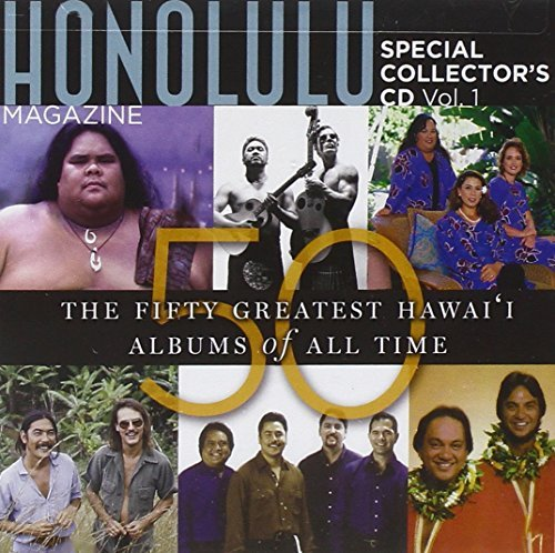 Fifty Greatest Hawaii Music Al Vol. 1 Fifty Greatest Hawaii M