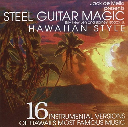 Jack De Mello Steel Guitar Magic