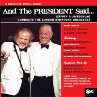 Mckinley Gould Davidson And The President Said... Silberschlag Lso