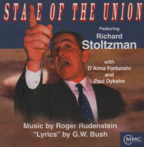 Roger Rudenstein State Of The Union (2006) Stoltzman (clr) Dykstra (pno)