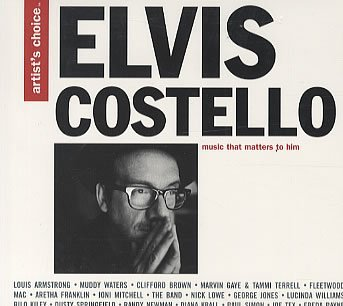 Costello Elvis Artist's Choice