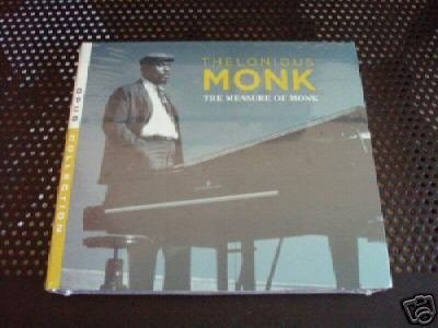 Thelonius Monk Measure Of Monk