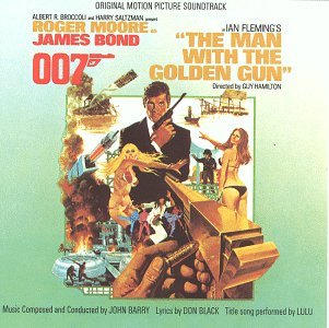 Man With The Golden Gun Soundtrack
