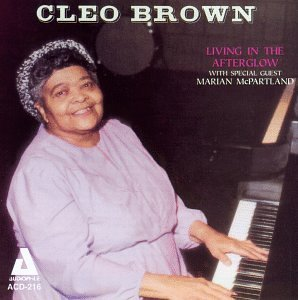 Brown Cleo Living In The Afterglow