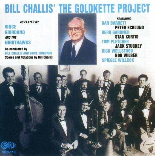 Vince Giordano Bill Challis The Goldkette Project