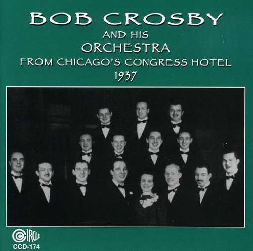 Crosby Bob 1937 From Chicago's Congress H