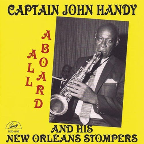 Capt. John Handy Vol. 1 All Aboard 2 CD