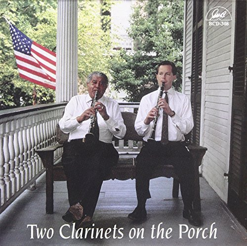 Humphrey Oconnell Two Clarinets On The Porch