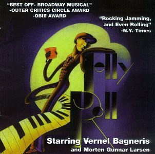 Vernel Bagneris Jelly Roll Original New York C