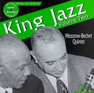 Mezzrow Bechet Vol. 2 King Jazz Masters Kj 33 3 CD