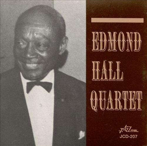 Hall Edmond Edmond Jazz Quartet