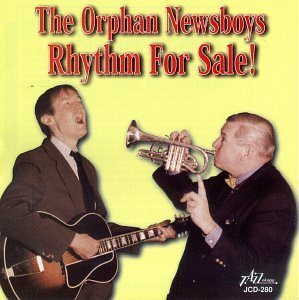 Orphan Newsboys Rhythm For Sale!