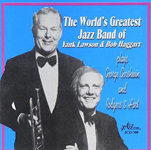 World's Greatest Jazz Band Play Gershwin Rodgers & Hart