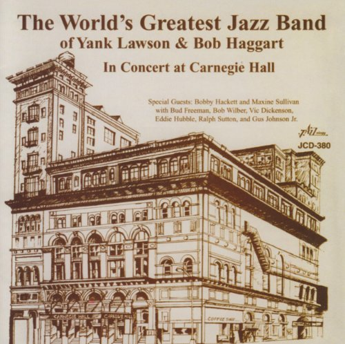 World's Greatest Jazz Band Of In Concert At Carnegie Hall