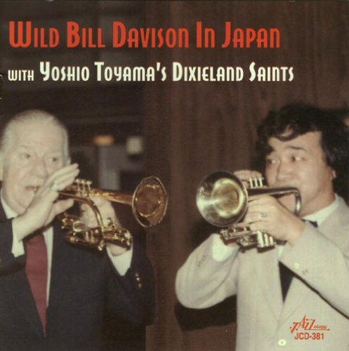 Wild Bill Davison Wild Bill Davison In Japan Wit