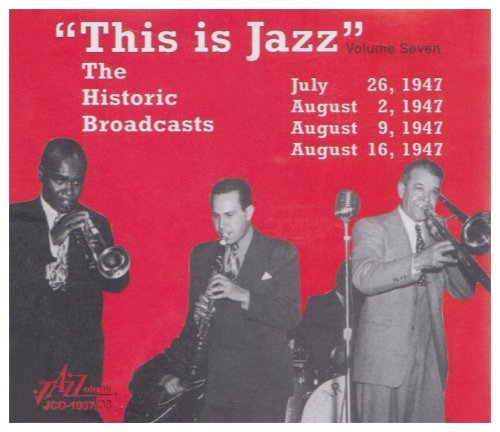This Is Jazz Vol. 7 Historic Broadcasts 2 CD Set This Is Jazz