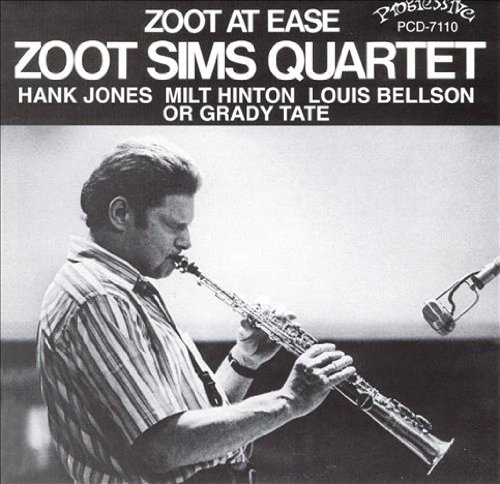 Zoot Sims Zoot At Ease