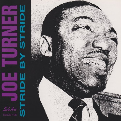 Turner Joe Stride By Stride