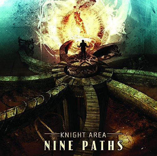 Knight Area Nine Paths