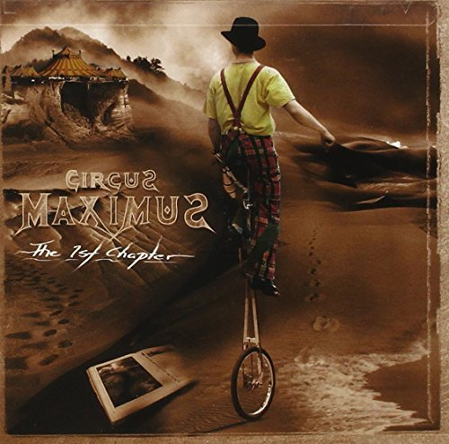 Circus Maximus First Chapter