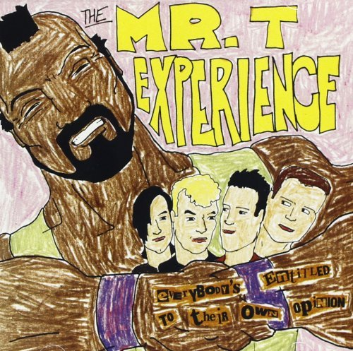 Mr. T Experience Everyone's Entitled To Their