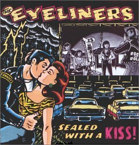 Eyeliners Sealed With A Kiss