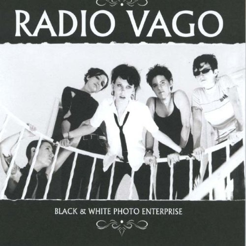 Radio Vago Black & White Photo Enterprise