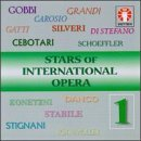 Stars Of International Opera Stars Of International Opera V Gobbi Stefano Danco Schoffler Gatti &