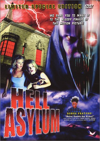 Hell Asylum Prison Of The Dead Double Feature