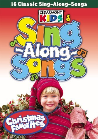Sing Along Songs Christmas Favorites Clr Chnr