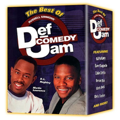 Def Comedy Jam Vol. 7 12 Box Set Clr Nr 6 DVD