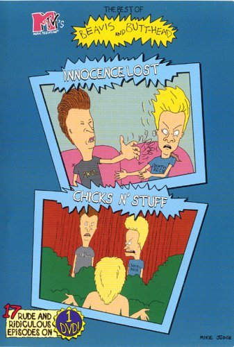Beavis & Butt Head Innocence Lost Chiks N' Stuff