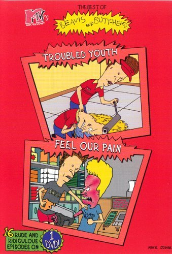 Beavis & Butt Head Troubled Youth Feel Our Pain