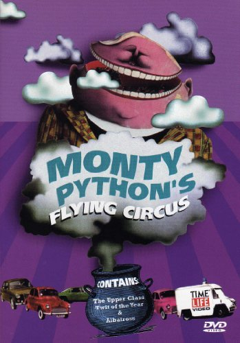Monty Pythons Flying Circus (the Upper Class Twit Chapman Cleese Gilliam Idle Jones Palin