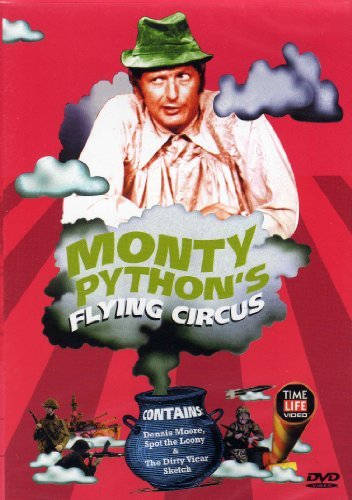 Monty Python's Flying Circus Denis Moore Spot The Looney Dirty Vicar Sketch