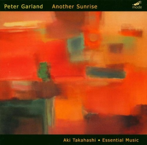 P. Garland Another Sunrise Takahashi*aki (pno) Essential Music Ens