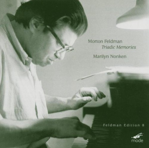 M. Feldman Triadic Memories Nonken 2 CD Set