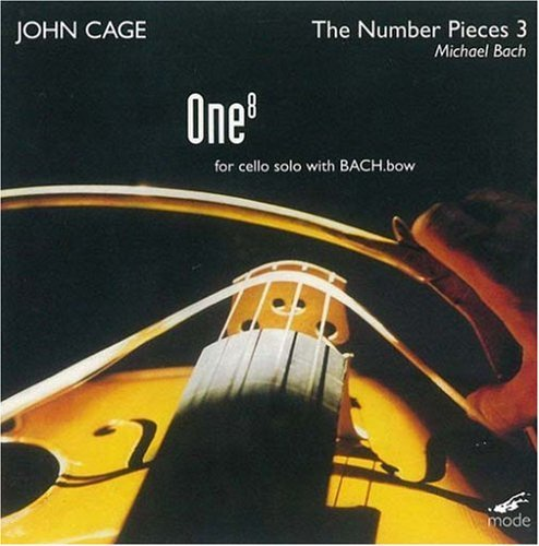 J. Cage One (for Solo Cello) Bach (vc)