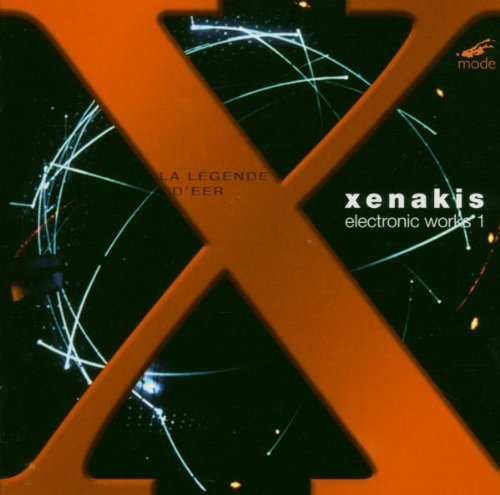 I. Xenakis La Legend D'eer For Multichann
