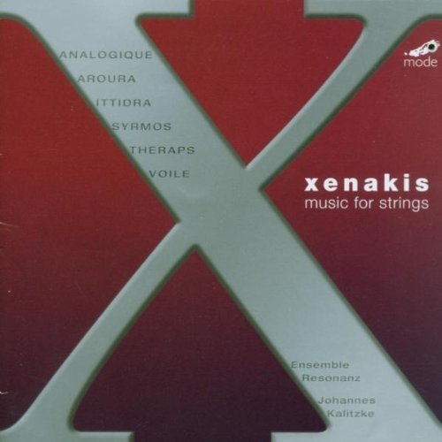 I. Xenakis Music For Strings Kalitzke