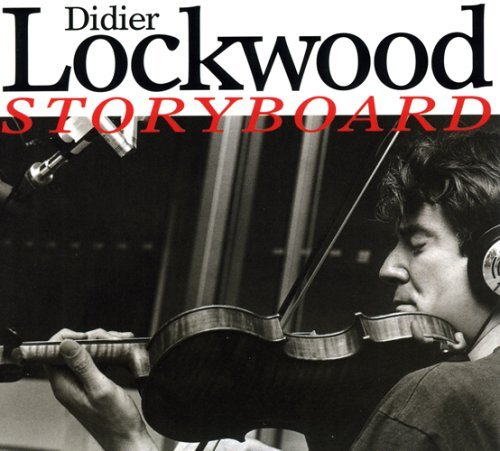 Didier Lockwood Storyboard